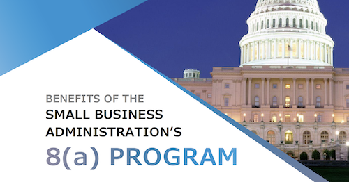 A comprehensive look into the Small Business Administration's 8(a) Program from the perspective the Government, Industry, and the Small Business Community